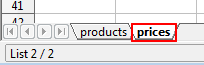 Export do MS Excel